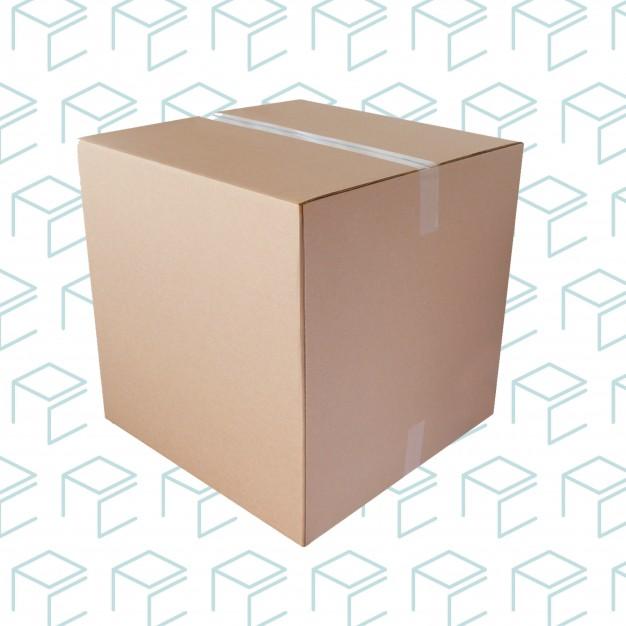 """Kraft Boxes - 5"""" X 5"""" X 5"""""""