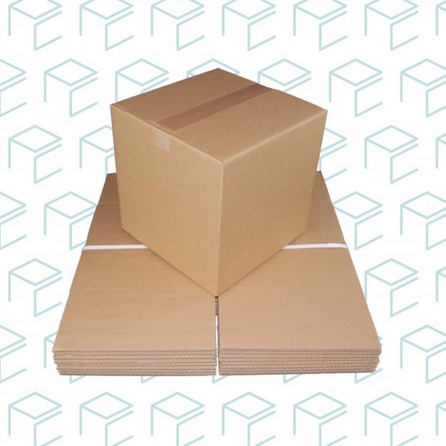 """Kraft Boxes - 12"""" X 12"""" X 12"""""""