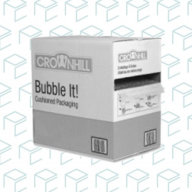 "Bubble Dispenser - 1/2"" Large 12"" X 65' - Easy tear"