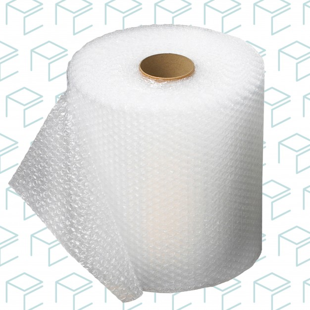 "Bubble Rolls - 3/16"" Small 24"" X 300' - Easy tear - 2 Pack"