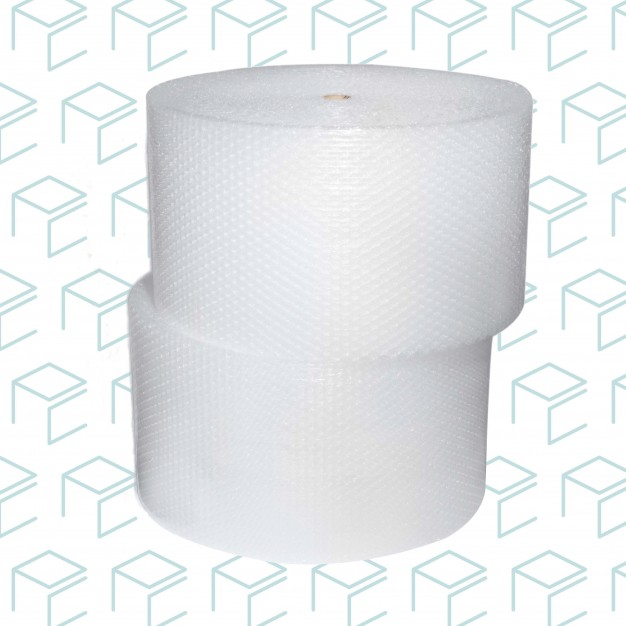 "Bubble Roll - 5/16"" Medium 24"" X 188' - Easy tear - 2 Pack"