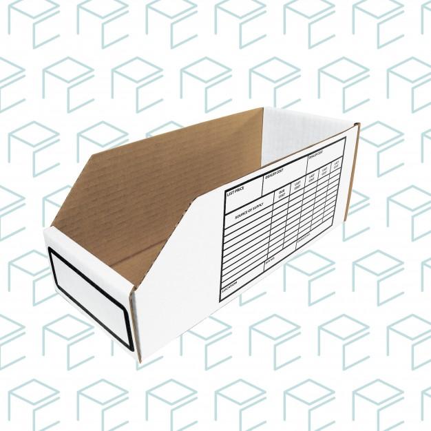 Corrugated Bin - Bin Box