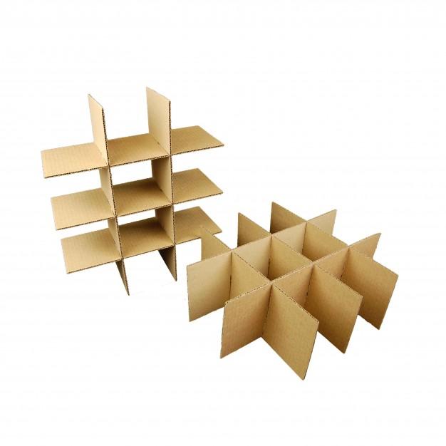 Fragile Moving Box Divider Kit