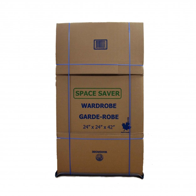 Space Saver Wardrobe Box W Hanger Bar For Ca 15 00 Online