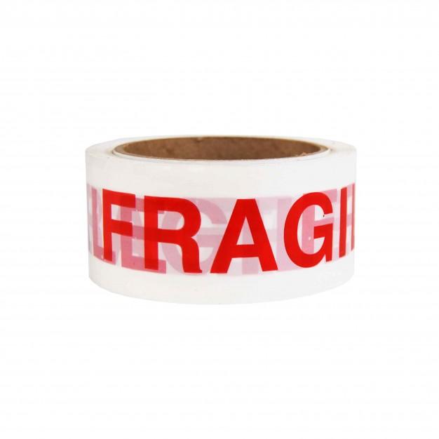 """Fragile Tape, 1.9"""" x 165"""