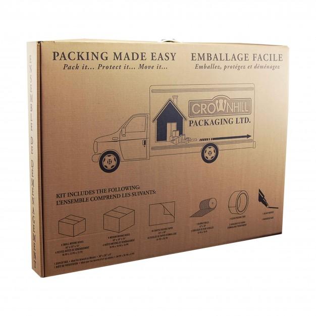 Moving Starter Kit Package