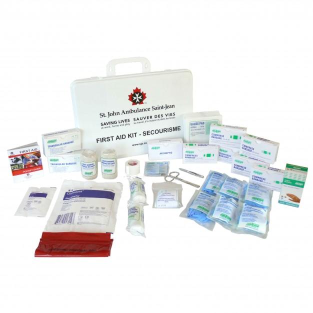 St. John Ambulance First Aid Kit, Alberta, Large