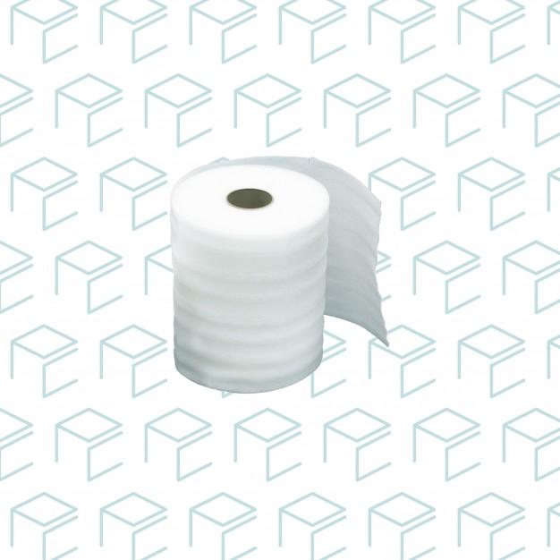"""Foam Roll, 48"""" x 250' - 1/4"""" thick"""