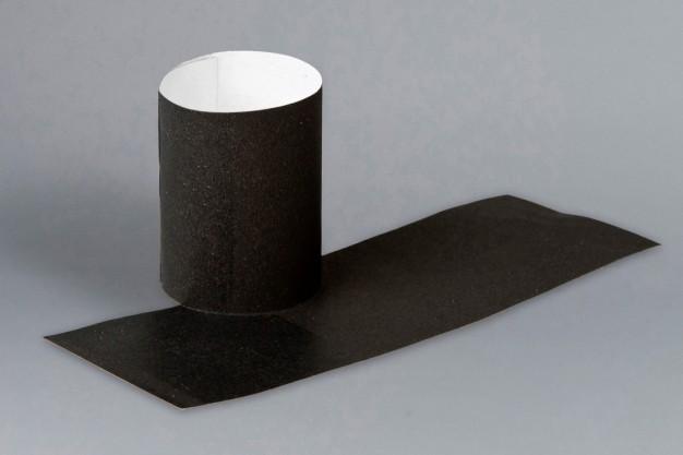 """Black Paper Napkin Rings, 4 1/4 x 1 1/2"""""""