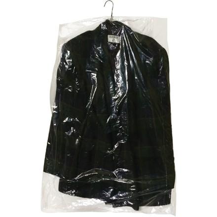 """Garment Bags - 21 x 38 x 4"""", 0.6 Mil Thick"""