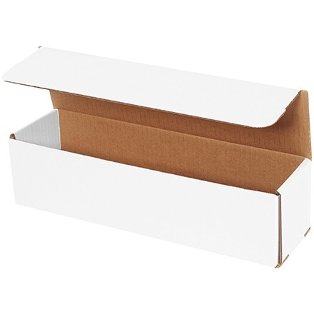 """Indestructo Mailers, White, 13 1/2 x 3 1/2 x 3 1/2"""""""