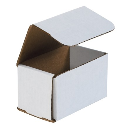 """Indestructo Mailers, White, 5 x 3 x 3"""""""