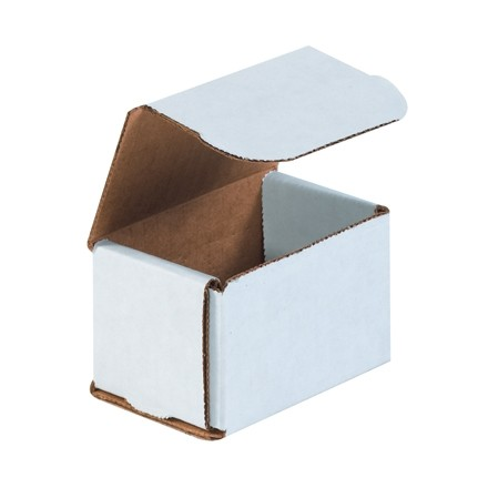 Indestructo Mailers, White, 3 x 2 x 2""