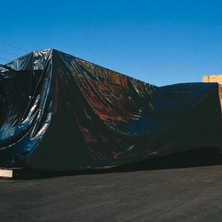 Black Poly Sheeting, 20 x 100', 4 Mil