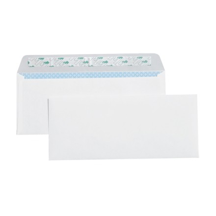 Business Envelopes, #10, Self-Seal, 4 1/8 x 9 1/2""