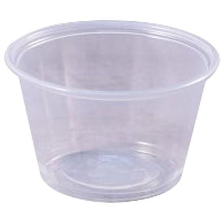 Plastic Portion Cups, 4 oz.