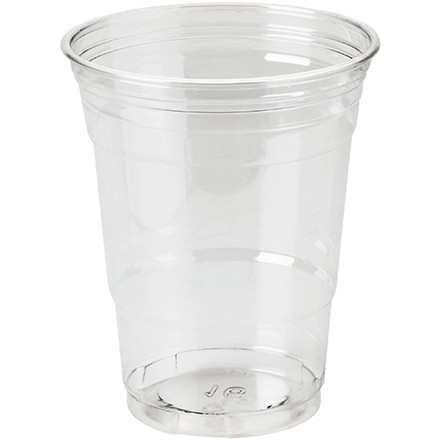 Dixie® Crystal Clear Plastic Cups, 16 oz.