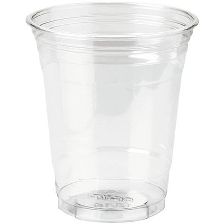 Dixie® Crystal Clear Plastic Cups, 12 oz.