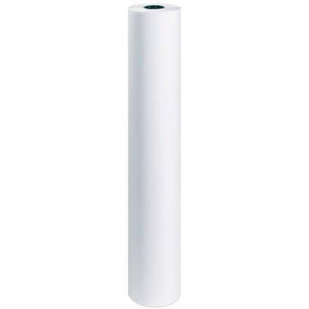 "Butcher Paper Rolls, White, 48"" Wide"