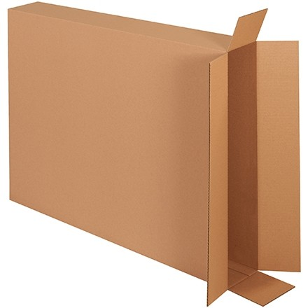 Corrugated Boxes, Side Loading, 28 x 5 x 38""