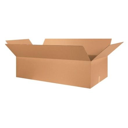 "Corrugated Boxes, 46 x 20 x 12"", Kraft"