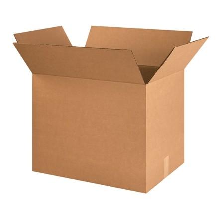 "Corrugated Boxes, 23 x 16 x 18 5/8"", Kraft"