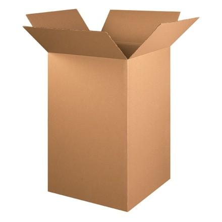 "Corrugated Boxes, 22 x 22 x 36"", Kraft"