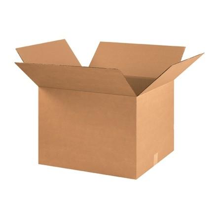 "Corrugated Boxes, 22 x 18 x 16"", Kraft"