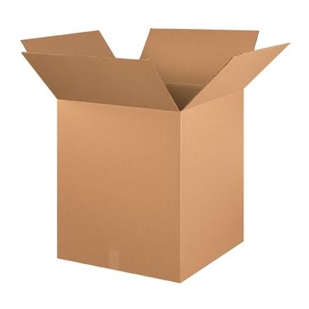 "Corrugated Boxes, 20 x 20 x 24"", Kraft"