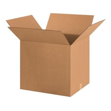 "Corrugated Boxes, 20 x 20 x 18"", Kraft"