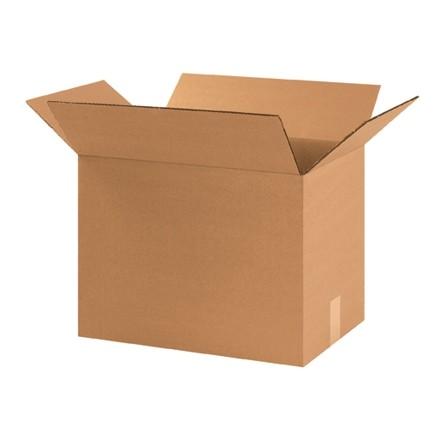 "Corrugated Boxes, 17 1/4 x 11 1/4 x 14 1/4"", Kraft"