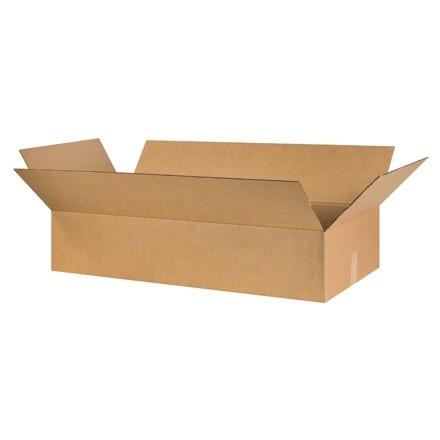 "Corrugated Boxes, 42 x 11 x 6"", Kraft"