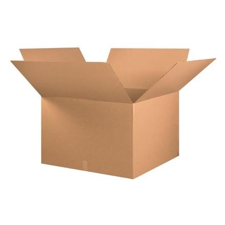 "Corrugated Boxes, 36 x 36 x 24"", Kraft"