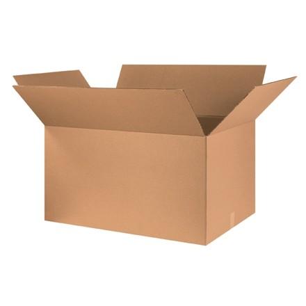 "Corrugated Boxes, 36 x 24 x 20"", Kraft"