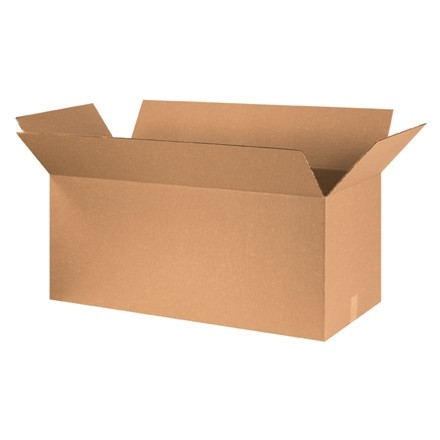 "Corrugated Boxes, 36 x 16 x 16"", Kraft"