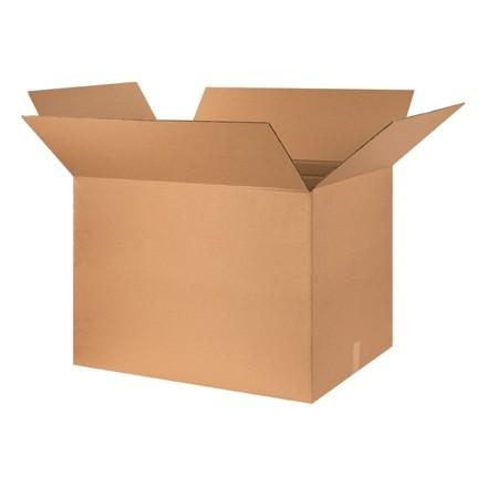 "Corrugated Boxes, 32 x 24 x 24"", Kraft"