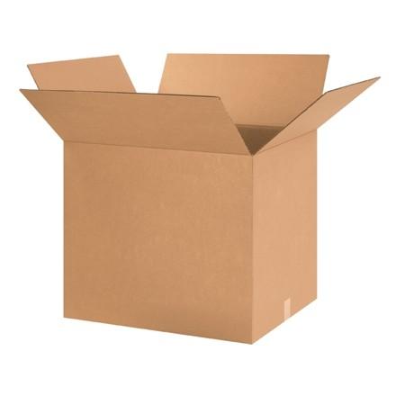 "Corrugated Boxes, 24 x 20 x 20"", Kraft"
