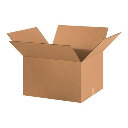 "Corrugated Boxes, 20 x 18 x 12"", Kraft"