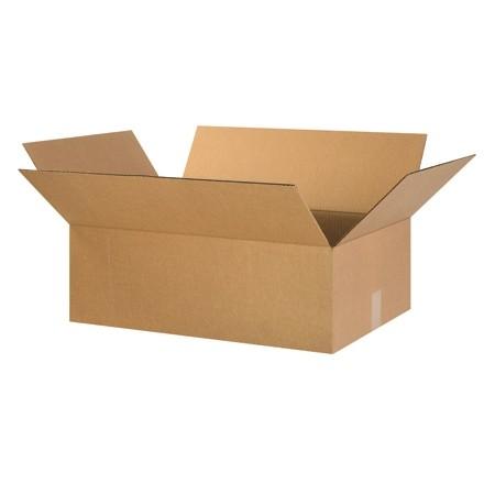 "Corrugated Boxes, 20 x 15 x 9"", Kraft"