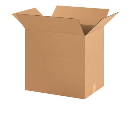 "Corrugated Boxes, 20 x 14 x 18"", Kraft"