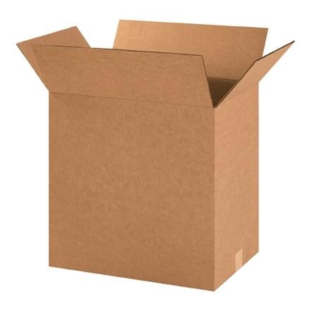 "Corrugated Boxes, 20 x 12 x 20"", Kraft"