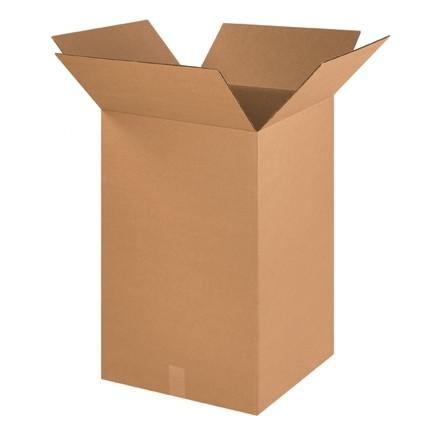 "Corrugated Boxes, 18 x 18 x 28"", Kraft"