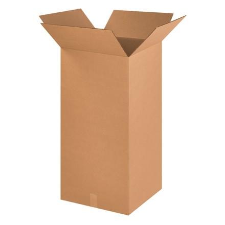 "Corrugated Boxes, 18 x 18 x 36"", Kraft"