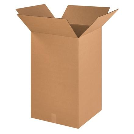 "Corrugated Boxes, 18 x 18 x 30"", Kraft"