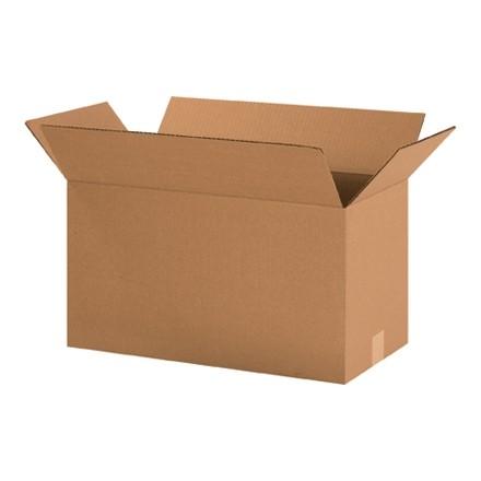 "Corrugated Boxes, 16 x 12 x 14"", Kraft"