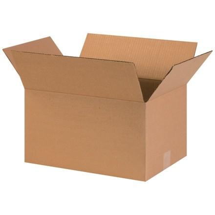 "Corrugated Boxes, 16 x 11 x 9"", Kraft"