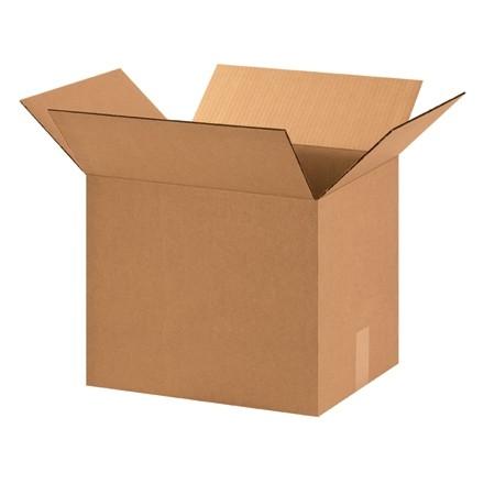 "Corrugated Boxes, 15 x 12 x 12"", Kraft"