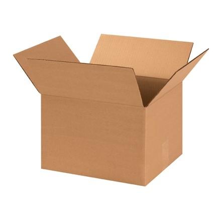 "Corrugated Boxes, 13 x 11 x 9"", Kraft"
