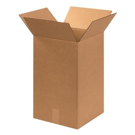"Corrugated Boxes, 12 x 12 x 20"", Kraft"