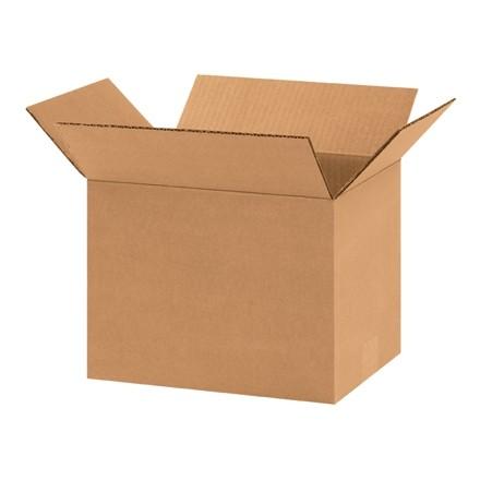 "Corrugated Boxes, 11 x 8 x 8"", Kraft"